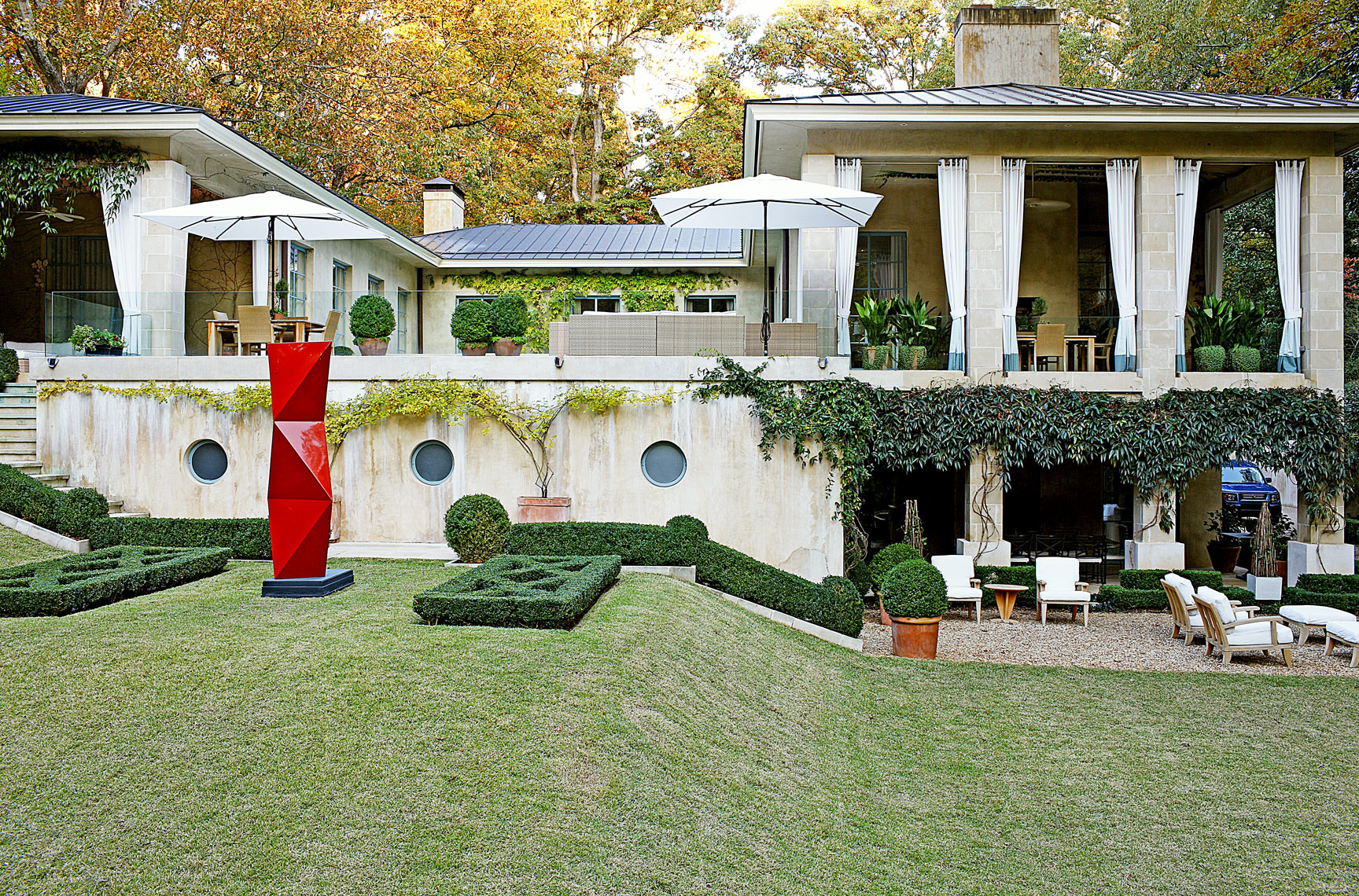Keith Summerour house in Atlanta, by Mali Azima