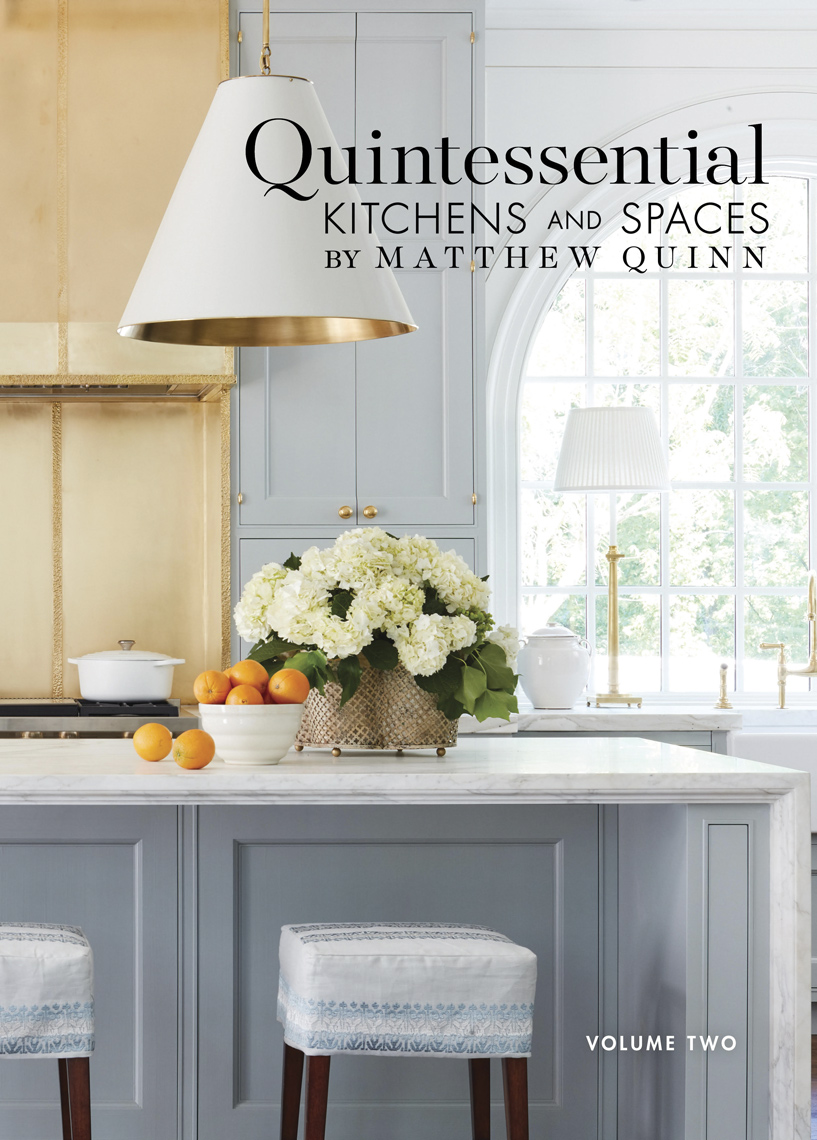 Quintessential Kitchens Vol. 2 cover photographed by Mali Azima.